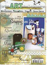 ARTISTES MAGAZINE N°10 NOEL, CARTES DE VOEUX, ST VALENTIN... / QUOTIDIENS / MINI