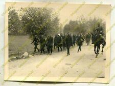 Foto, Wehrmacht, Gefangene polnische Soldaten, Polen, Ort rückseitig 20964