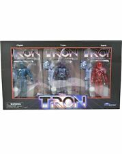 In Stock Diamond Select Sdcc 2021 Tron Deluxe Action Figure Box Set