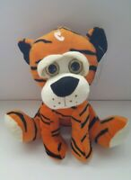 "Kellytoy Animal Pals Organge Tiger 10"" Plush Stuffed Animal"