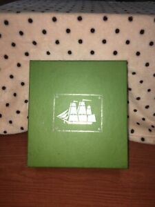 Vintage OLD SPICE LIME Cologne And Aftet Shave gift set unused Original Box