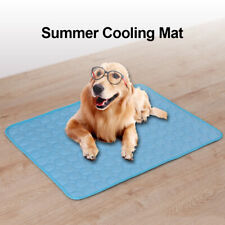 New listing Pet Cooling Mat Comfortable Summer Cushion Bed Blanket for Dog Cat Puppy 60*50cm