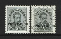 Portugal SC# 79, Mint No Gum and Used, Hinge remnant - S7790