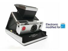 Polaroid sx-70 Alpha 1 * converted for 600 película *