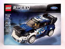 LEGO Speed Champions Ford Fiesta M-Sport WRC 75885 New