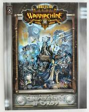 2013 WARMACHINE CONVERGENCE OF CYRISS BY PRIVATEER PRESS BOOK