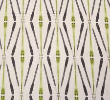 Impressions Fall 2012 Chute Ty Pennington BTY Green Charcoal White Geometric