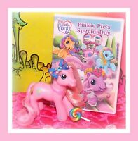 ❤️My Little Pony G3 Pinkie Pie VII Easter Egg Core Friends SPECIAL DAY DVD MLP❤️