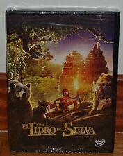 EL LIBRO DE LA SELVA DVD DISNEY NUEVO PRECINTADO AVENTURAS DRAMA (SIN ABRIR) R2