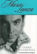 Mario Lanza: Singing to the Gods (American Made Music Series), Very Good Conditi