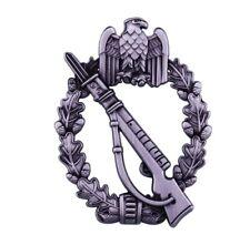 Infantry Assault Badge WWII Waffen-SS & Wehrmacht Heer soldiers German Replica