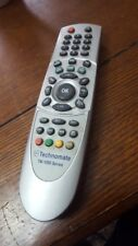 Technomate TM-1000 Series Remote Control came with TMS-1500 CI+ used tested orig