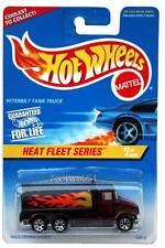 1997 Hot Wheels #539 Heat Fleet #3 Peterbilt Tank Truck 0910crd 7spk
