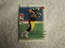 """Upper Deck / NFL """"JEROME BETTIS"""" #36 - 2000 Pros & Prospects Trading Card"""