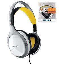 PHILIPS SHL9560 ARCHETTO CUFFIE OVER-EAR Bianco / reale