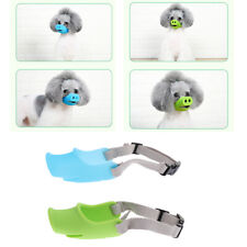 Small Dog Chihuahua Anti-bark Muzzle Funny Pig Mouth Puppy Anti-bite Mouth Cover