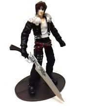 "Square Enix Play Arts Final Fantasy SQUALL ps3 wii xbox Video Game 7"" figure"