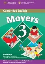 Cambridge Young Learners English Tests Movers 3 Student's Book: Examination P...