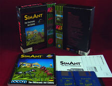 PC DOS:  Sim Ant: The Electronic Ant Colony von Soft Price