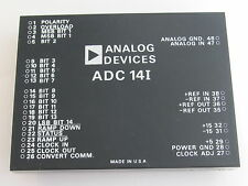 ADC14I Analog Devices 14Bit Dual Slope A/D Converter