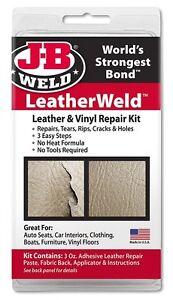 JB Weld 2130 Vinyl and Leather Repair Kit