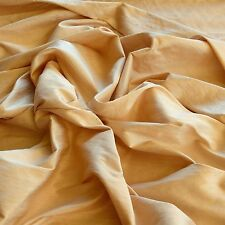 "Bisque Iridescent Dupioni Silk, 100% Silk Fabric, 44"" Wide, By The Yard (S-136)"