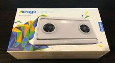Lenovo Mirage Camera Daydream VR  Photo Video Camera Moonlight White ZA0022US