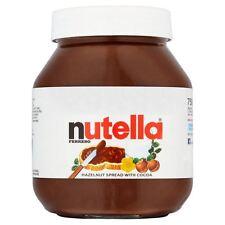 Nutella - Pâte à tartiner à la noisette et au cacao - 750 g