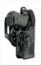 Original Czech Police HK USP Holster with Automatic Safety Lock - (Block) - TOP
