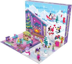 Polly Pocket Holiday Advent Calendar 2021 - Christmas - New
