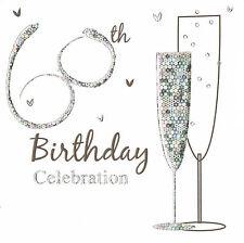 60 x 60th birthday celebration invitations 60th party invites cards male female
