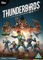 Thunderbirds Are Go - Series 2: Volume 1 [DVD] [2016][Region 2]