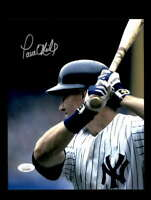 Paul O`Neill JSA Coa Hand Signed 8x10 Photo Yankees Autograph