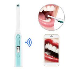 Oral Dental Intraoral Camera Hd 1080p Ip67 Wifi Endoscope Teeth Mirror Wireless