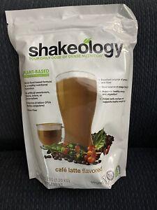 Shakeology Vegan CAFE LATTE Protein Superfood Shake