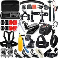 52 in1 Float Bike Mount Accessories Kit For GoPro HD Hero 2 3 4 5 Session Camera