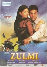 ZULMI (1999) AKSHAY KUMAR, TWINKLE KHANNA - BOLLYWOOD DVD