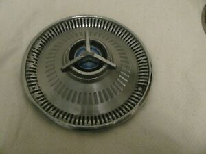 1964 Ford Fairlane 500  14 inch spinner hubcap