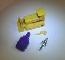 G2 Bonecrusher w/accessories Devastator 1992 Vintage Hasbro Transformers