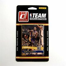 2010/11 - LA Lakers Panini Donruss Basketball 10 Card Set - KOBE BRYANT