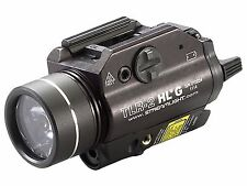 Streamlight TLR-2 HL G Weapon Light LED with Green Laser and 2 CR123A 69265