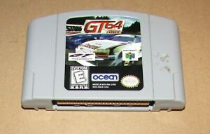 GT 64 Championship Edition for Nintendo 64 Fast Shipping! Authentic