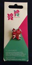 London 2012 Olympics Enamel Pin Badge