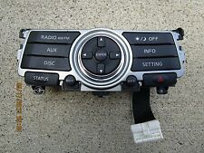 12 INFINITI G25 X 2.5L V6 SMP 4D SEDAN DASH AUDIO INFORMATION CONTROL 28395JK60D