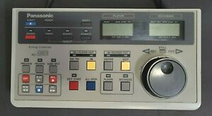 AS IS Panasonic AG-A350P Editing Controller