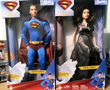 Superman Returns - Barbie - Superman and Lois Lane - Brandon Routh