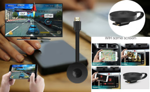 TV media player streaming video Chromecast 4th Generation 1080P wireless 2021