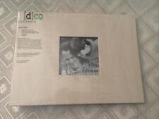 WHITE WOODY DRYMOUNT 165MM X 230MM PHOTO ALBUM