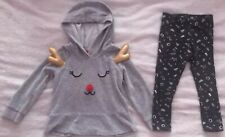 "Fantastic Baby Reindeer Christmas Outfit 18-24 Months ""George"""