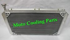 Stock Clear-- Aluminium Radiator for Nissan Patrol GQ 4.2 Petrol 50mm 2Core